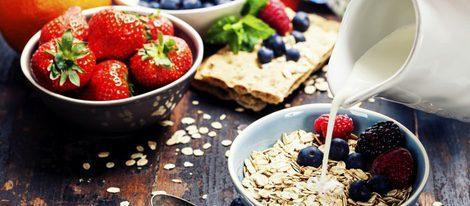 Debe llevar una vida saludable con una dieta equilibrada, ejercicio y tranquilidad