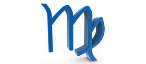 Representación del signo zodiacal de Virgo