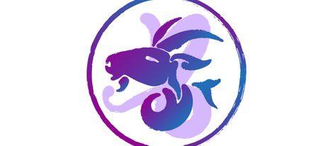 Representación signo zodiacal Capricornio
