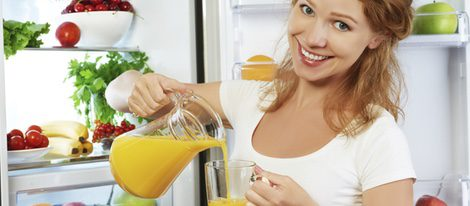 Cuida algunos hábitos alimenticios para mejor el decaimiento