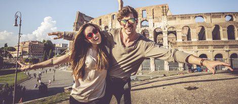 La distancia os ha venido bien para volver a compartir esos momentos de amor y ternura viajando