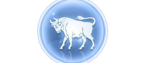 Representación gráfica signo zodiacal Tauro