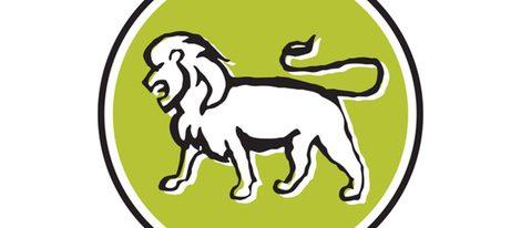 Representación signo zodiacal Leo