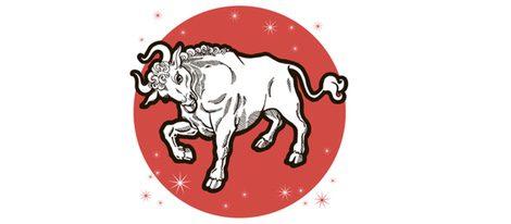 Representación signo zodiacal Tauro