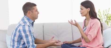 La negatividad de la persona amada pasará factura a la pareja