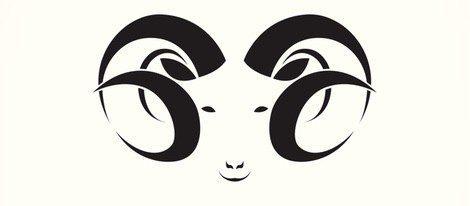 Repreentación signo zodiacal Aries