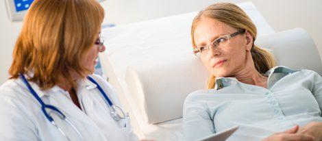Sí estás bajo de salud no dudes en visitar a tu médico