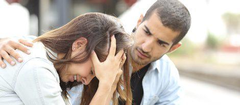 La situación con tu pareja está al borde del abismo, demuéstrale que de verdad quieres estar con ella