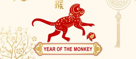 2016: Año Nuevo Chino del Mono