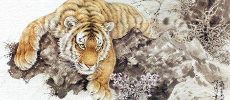 El Tigre es uno de los signos más conscientes del horóscopo