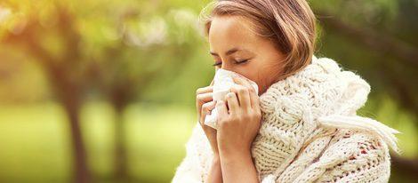 Es el mes donde el polen está más al alza