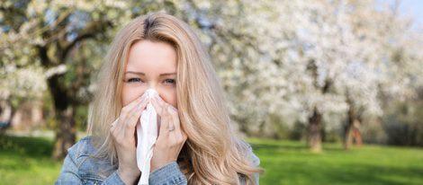 Las alergias serán tu mayor quebradero de cabeza