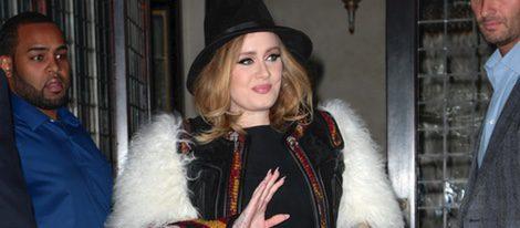 Adele en Nueva York