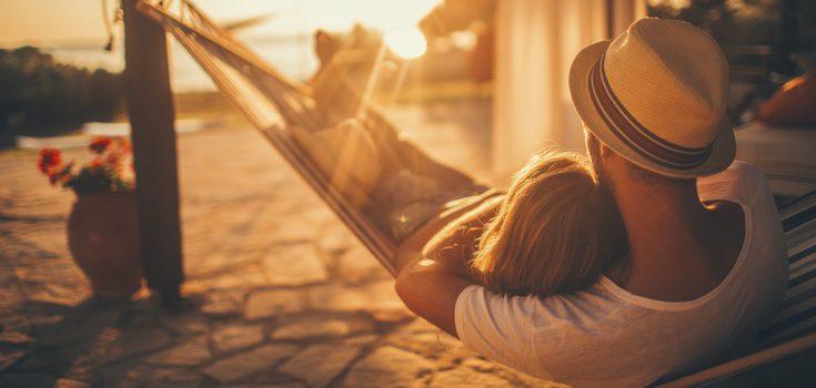 Disfruta de tu pareja aprovechando que el verano