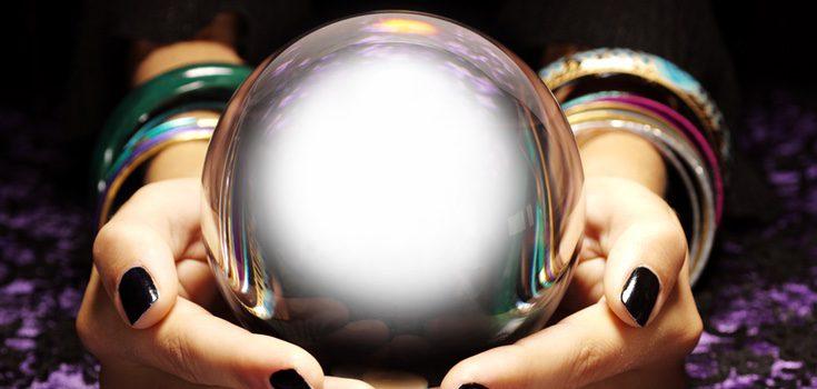 Las bolas de cristal están llenas de simbolismo