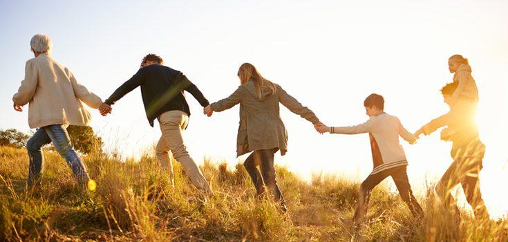 Al contrario que los capricornio, los cáncer dan mucha importancia al ámbito familiar