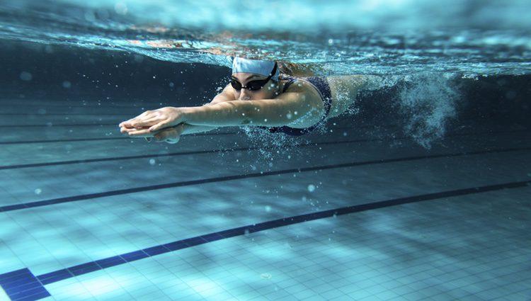 Aprovecha septiembre para hacer ejercicio en la piscina