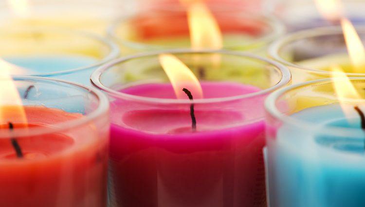 Debemos conocer los efectos de cada color de las velas en los rituales