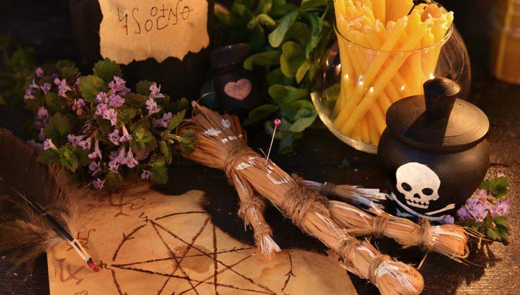 Los rituales de magia negra requieren tiempo y dedicación