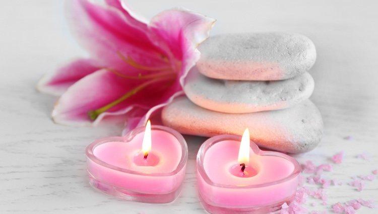Las velas rosas mal usadas pueden tener efectos no deseados