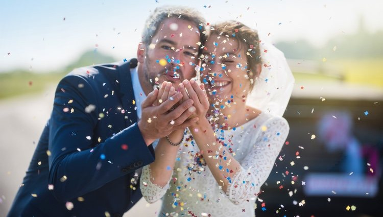 Los Aries quieren una buena celebración de su boda