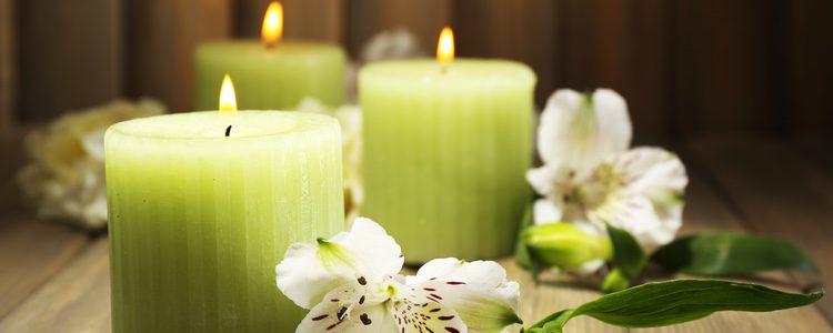 Las velas verdes servirán de gran ayuda para atraer el dinero