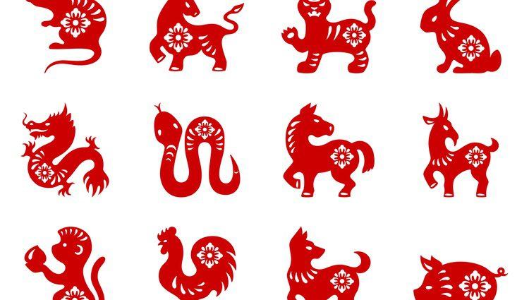 El horóscopo chino diferencia los signos del zodíaco según el año de nacimiento de las personas