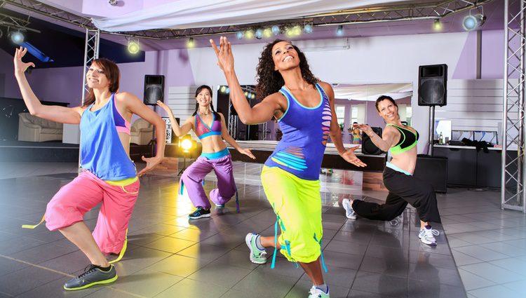 Puedes practicar ejercicio en el gimnasio o en la calle, como tu prefieras