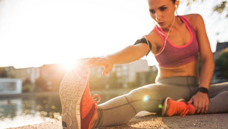 Mantente en forma practicando ejercicio de forma cotidiana