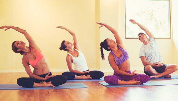El yoga y su filosofía de vida harán mucho bien a los Aries