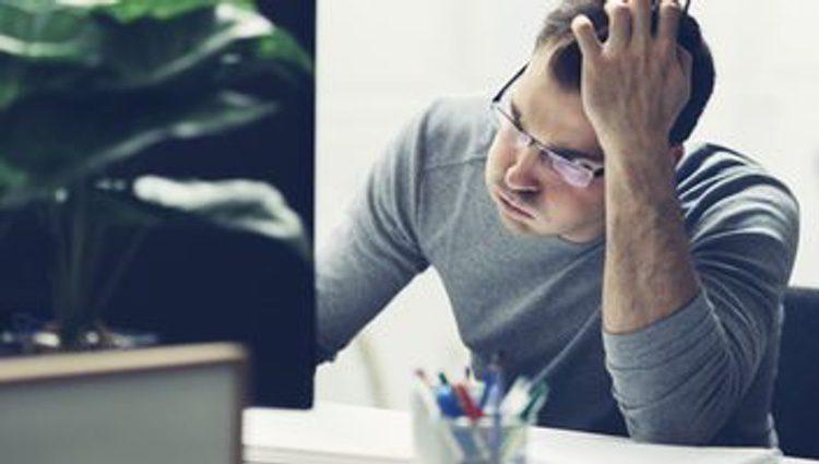 Sólo has pensado en el trabajo y te has llegado a nublar y a fallar cuando menos deberías hacerlo