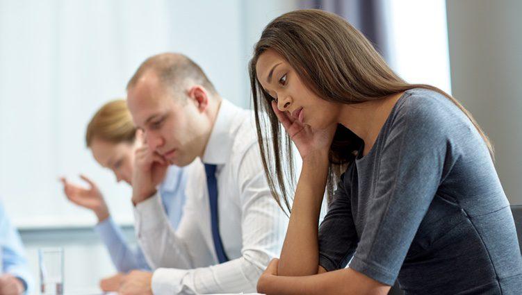 Relájate y mantén la calma durante tu jornada laboral, no pierdas los nervios