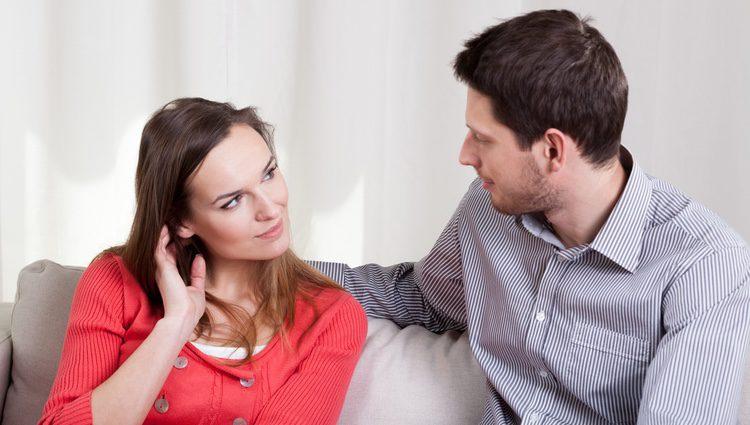 Habla con tu pareja en un tono cordial, nunca os faltéis al respeto