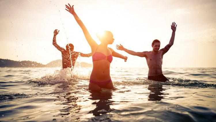 Disfruta de los buenos momentos que trae el verano y el calor