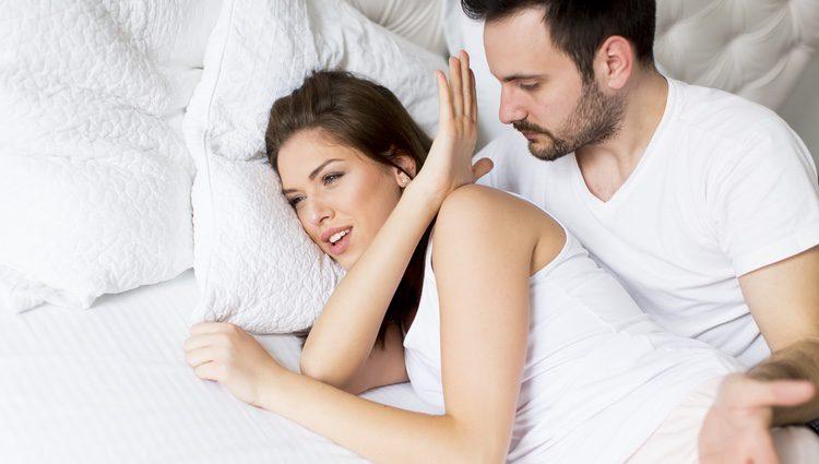 El cansancio del verano podrá producir pereza sexual en tu pareja