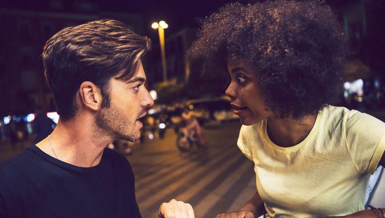 Intenta no perder los nervios con tu pareja
