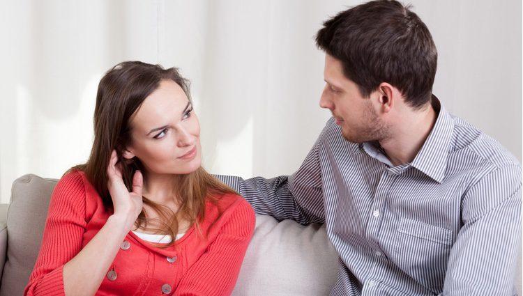 En cuanto tengas un mal momento con tu pareja háblalo con ella