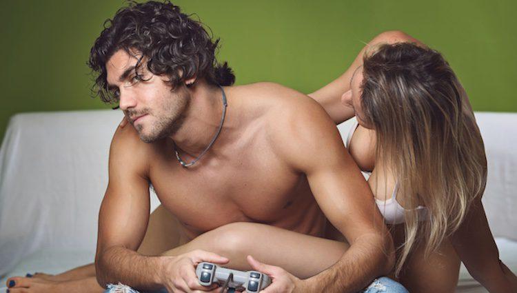 Es probable que no tengas ganas de sexo