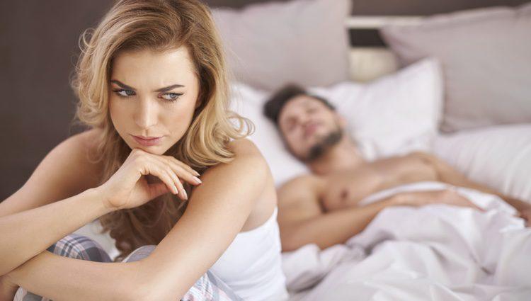 El hecho de sentirse tan ocupado hará que no tenga tantas ganas de hacer el amor como las ha tenido antes