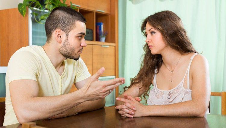 Habla con tu pareja