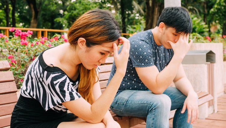 Las relaciones de pareja deben cuidarse mucho para que no se rompan