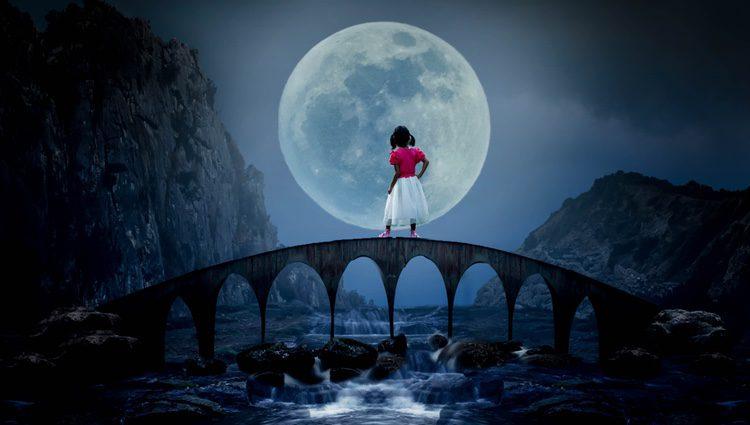 Aprovecha el poder de la luna azul para los rituales