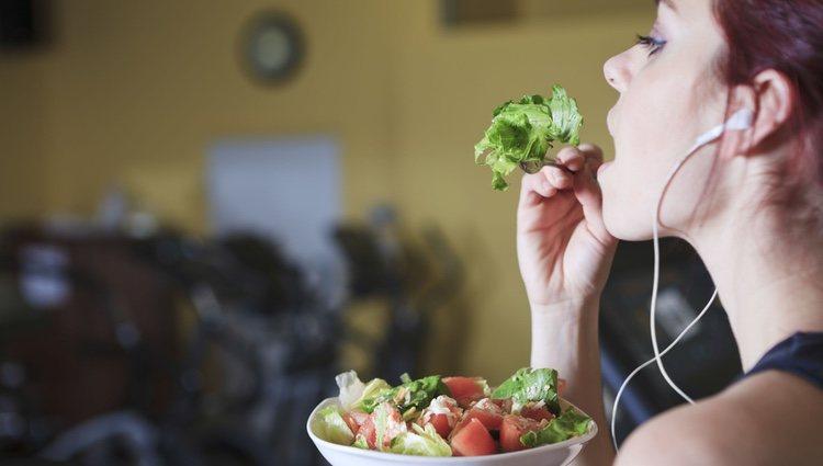 Una dieta equilibrada es fundamental para tener una buena salud