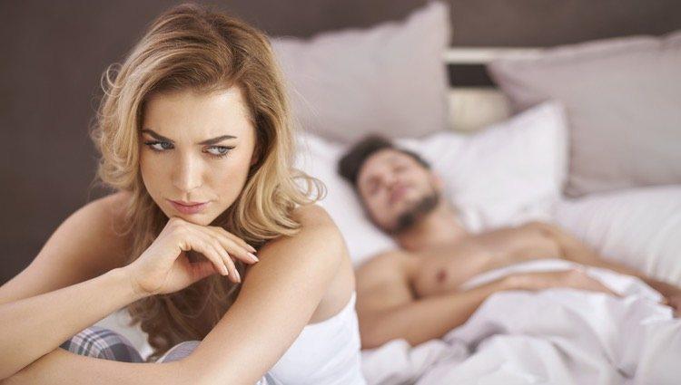 El nuevo cambio de actitud puede hacer que la pareja se tambalee