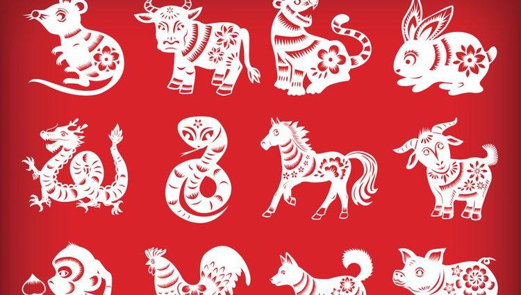 El horóscopo chino se basa en doce animales y a cada año se le asigna uno