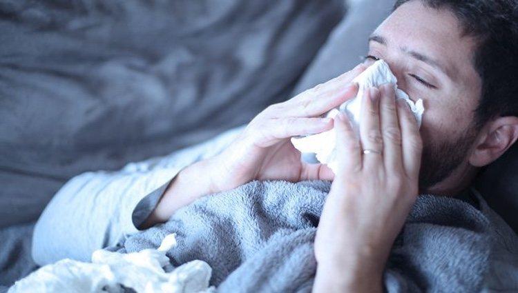 Una bajada de defensas puede haberte provocado un fuerte costipado o problemas de alergia