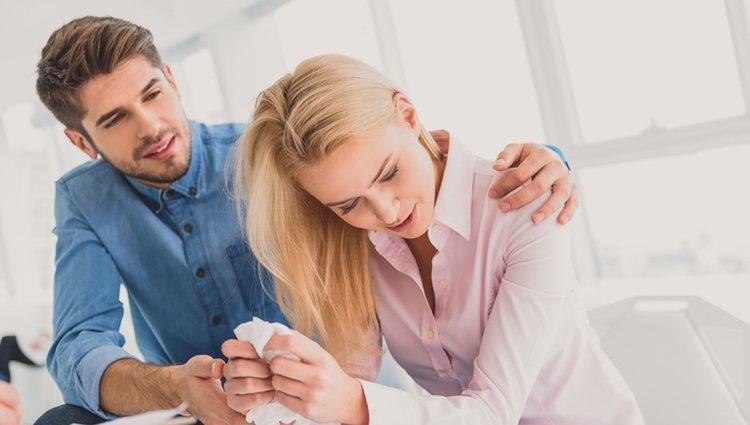 Tu pareja necesitará tu apoyo ysaber que puede contar contigo
