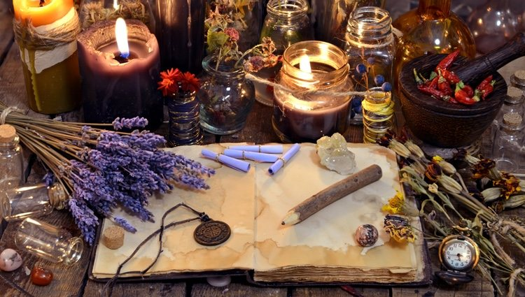 Los rituales con plantas o aromas también son muy efectivos