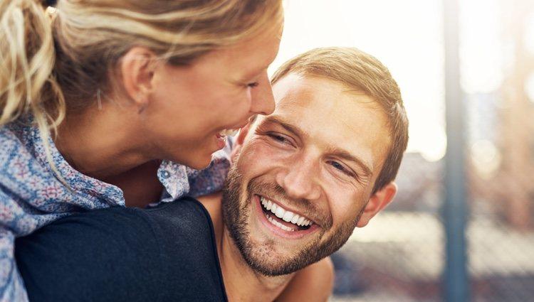 Verés cómo crece la confianza con tu pareja