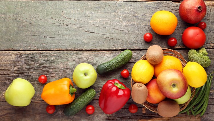 Las frutas y hortalizas vienen de maravilla a todos los Acuario